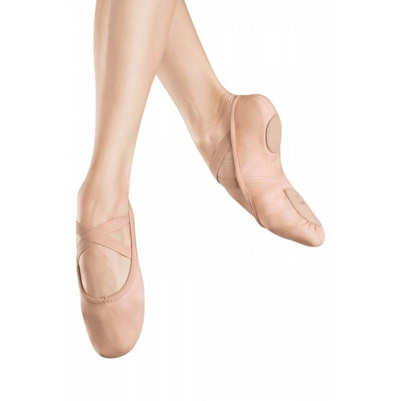 grande remise assez bon marché amazon chaussons de danse demi-pointes BLOCH INFINITY adulte