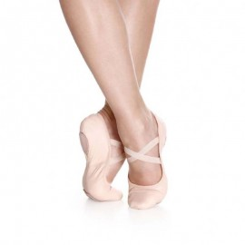 chaussons de danse demi-pointes SO DANCA SD60 enfant