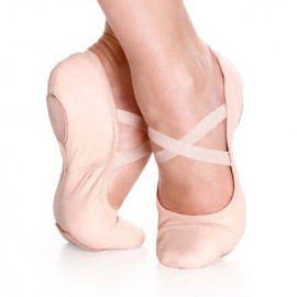 chaussons de danse demi-pointes SO DANCA SD60 adulte