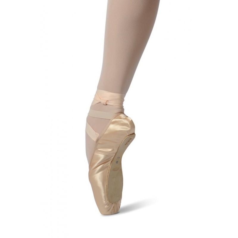 chaussons de danse pointes merlet prelude d butantes body langage. Black Bedroom Furniture Sets. Home Design Ideas