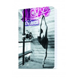 cahier A4 FOREVER B Love Dance