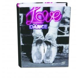 Agenda Scolaire Danse Love Dance FOREVER B