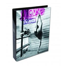 classeur A4 FOREVER B Love Dance