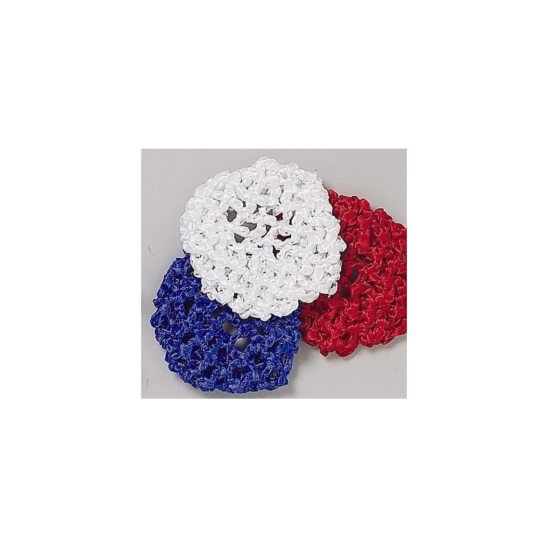 cache-chignon crochet DASHA DESIGNS grand modèle