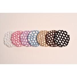 cache-chignon crochet DANSEZ-VOUS ? grand modèle