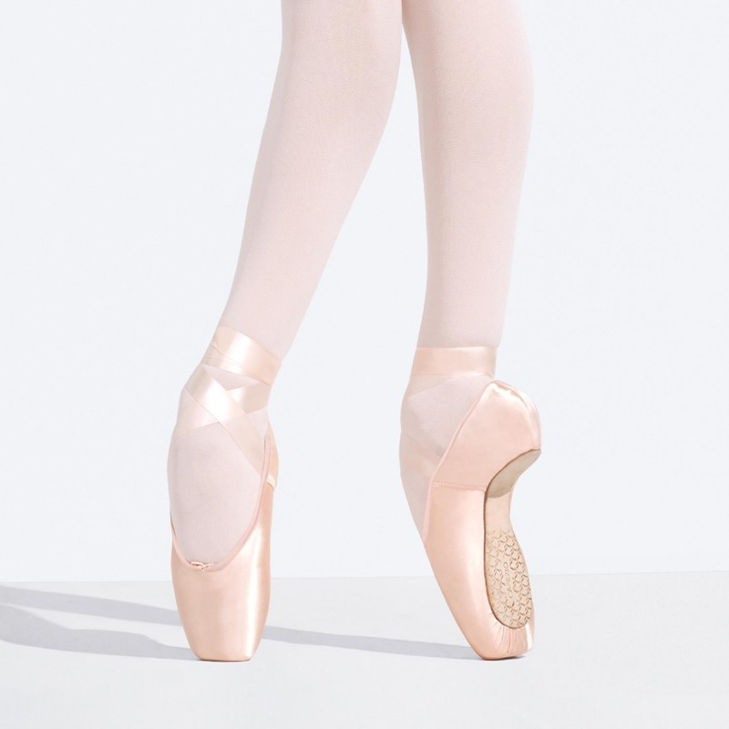 Chausson Danse chaussons de danse pointes capezio developpe 5 - body langage