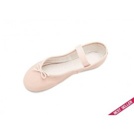 chaussons de danse demi-pointes BLOCH DANSOFT adulte