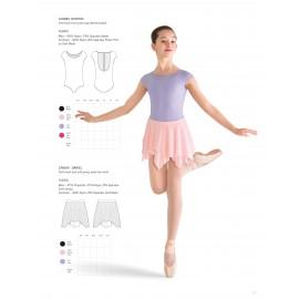 jupette danse classique BLOCH DARIEL CR9391 enfant