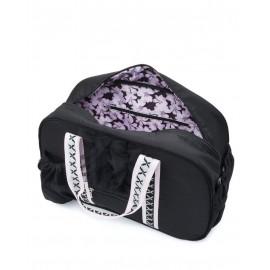 sac de danse CAPEZIO Hanami Duffle noir