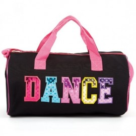 sac de danse DASHA DESIGNS Multicolor Dance Duffle