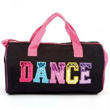 sac de danse DASHA DESIGNS Multicolor Dance Duffle