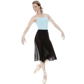 jupette danse classique SO DANCA E-11058 mi-longue