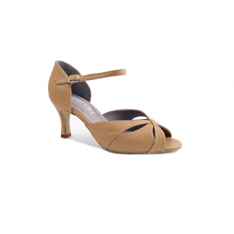 Chaussures de danse de salon merlet saphir femme body for Chaussures de danse de salon toulouse