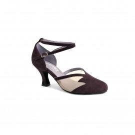 chaussures de danse de salon MERLET CHOLET 245 FEMME