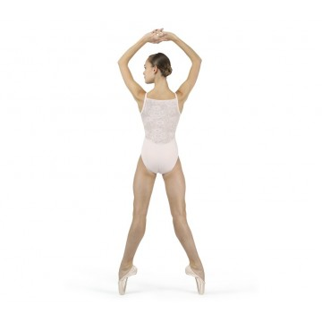 Justaucorps danse REPETTO dos dentelle