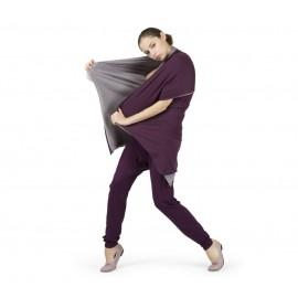 cache-coeur REPETTO tricot fin