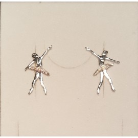 boucles d oreilles danseuses MIKELART COULEUR
