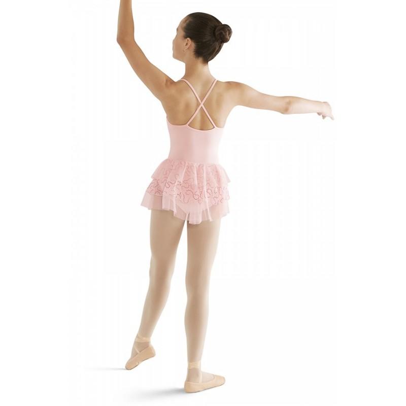 Tunique danse classique bloch mirella m1072c enfant body - Danse de salon enfant ...