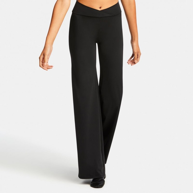 pantalon jazz CAPEZIO Adulte - BODY LANGAGE 832feb6b827
