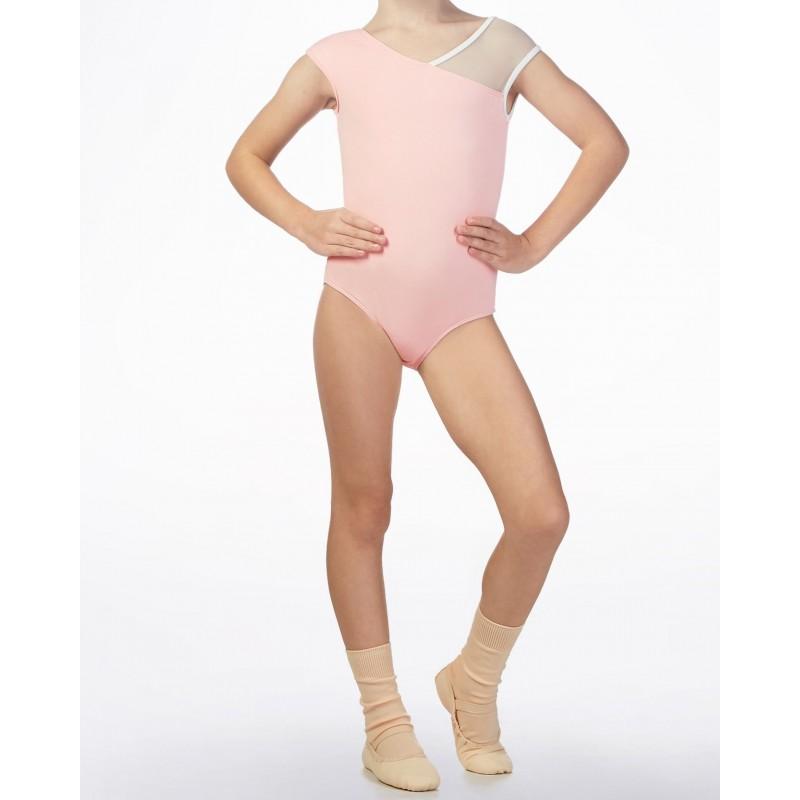 justaucorps danse BLOCH EGEIA CL9502 enfant - BODY LANGAGE 3aaf3374587