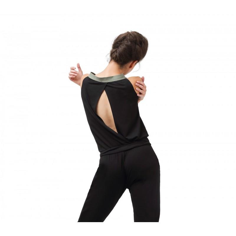 combinaison danse repetto nou e au cou body langage. Black Bedroom Furniture Sets. Home Design Ideas