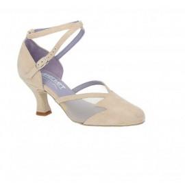 chaussures de danse de salon MERLET CHOLET 1974-106 FEMME