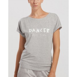 tee-shirt TEMPS DANSE LIMPID FOR LIFE