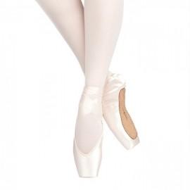 chaussons de danse pointes RUSSIAN POINTE RUBIN flexible souple