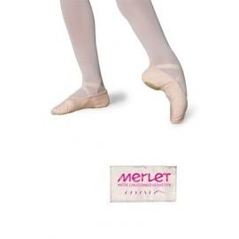 chaussons de danse demi-pointes MERLET STELLA
