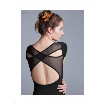 justaucorps danse BLOCH SIOBHAN L8152