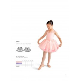 b63544133f tutu fantaisie BLOCH MIRELLA MS120C enfant