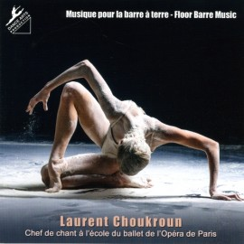 CD Laurent Choukroun Volume 23 Barre au sol
