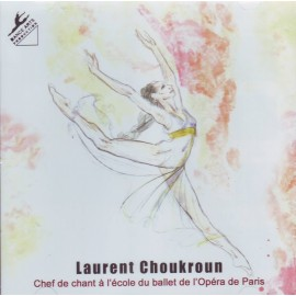CD Laurent Choukroun Volume 25