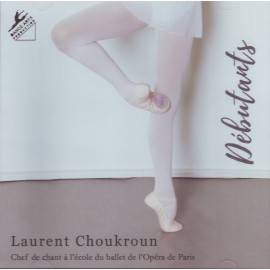 CD Laurent Choukroun Volume 27 Débutants
