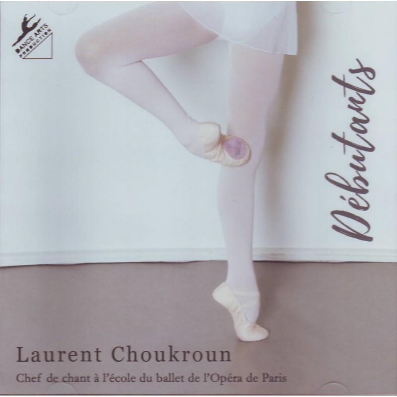 CD Laurent Choukroun Volume 27 Débutants