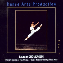 CD Laurent Choukroun Volume 1