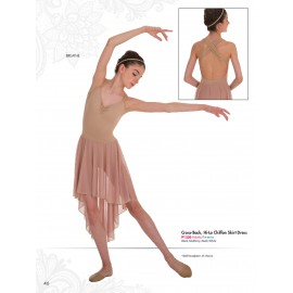 robe danse BODY WRAPPERS P1220