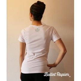 tee-shirt BALLET PAPIER Sugar Plum Fairy enfant