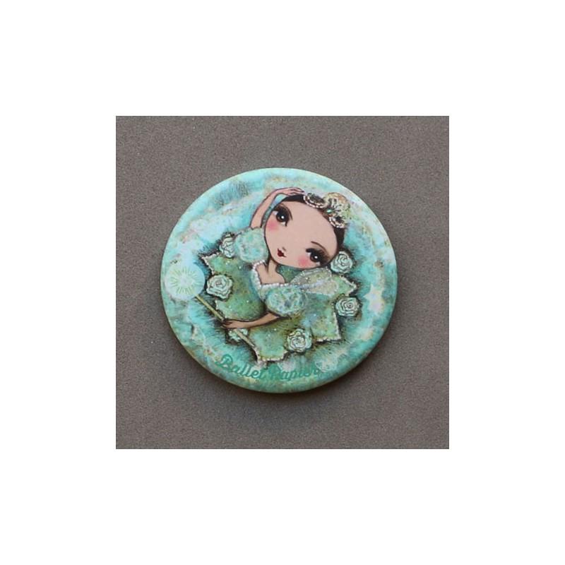 miroir de poche BALLET PAPIER - BODY LANGAGE aadc430acd5