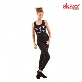 débardeur jazz-hip hop SANSHA Dance 2 Love adulte