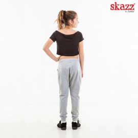 tee-shirt jazz-hip hop SANSHA Skazz Je danse C'est La Vie enfant