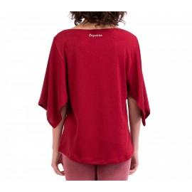 tee-shirt REPETTO kimono rouge karma