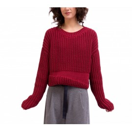 pull manches longues REPETTO maille