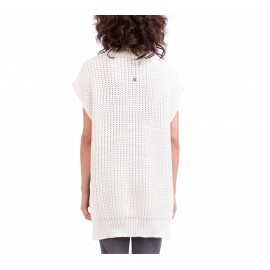 pull forme poncho REPETTO maille 3D