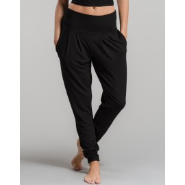 pantalon jazz TEMPS DANSE VIVANT prune