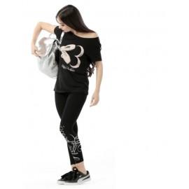 t-shirt NON POSSO, HO DANZA 0033 MINORE 3
