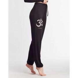 pantalon de yoga TEMPS DANSE AFFETTO OM