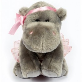 peluche Hippo Danseuse DASHA DESIGNS