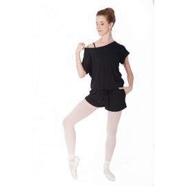 combinaison-short danse INTERMEZZO SKINSHORTPOC