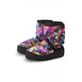 Bottes de chauffe danse BLOCH WARM UP BOOTIE IM009P MULTI FLORAL